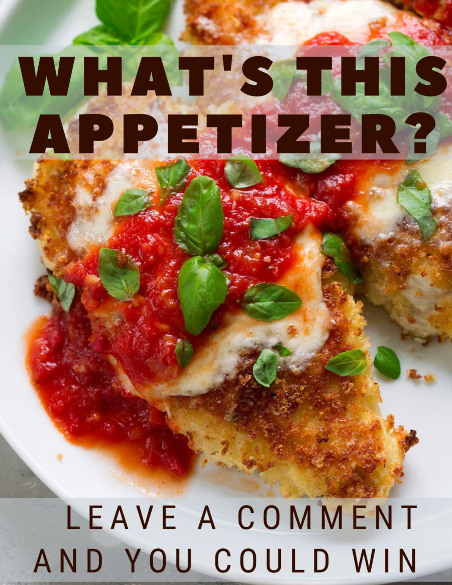 Win a free Appetizer, Entree or Pizza every week!!